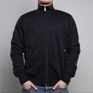 Nike Men's Black Shield Full Zip Training Jacket